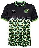 Umbro 2018-2019 Jamaica Away Football Soccer T-Shirt Camiseta