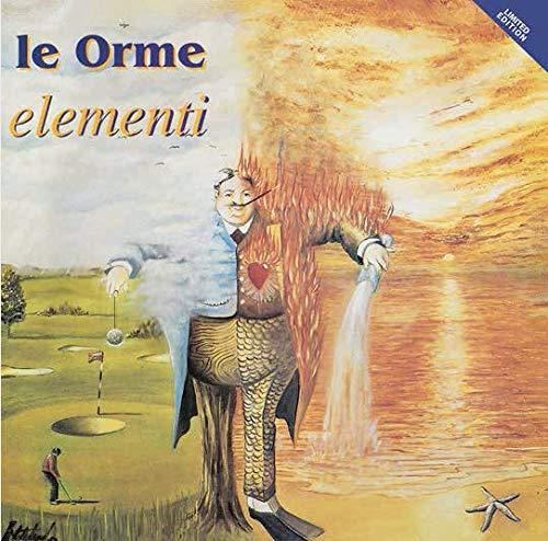 Elementi [Vinilo]