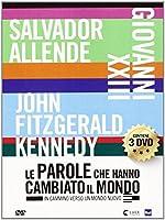 Le Parole Che Hanno Cambiato Il Mondo Cofanetto 02 (3 Dvd) [Import anglais]