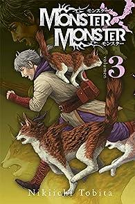 Monster×Monster 3 par Nikiichi Tobita