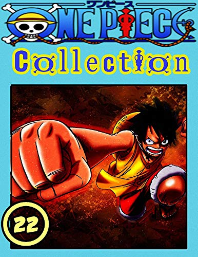 OnePie: Piece Collection - Book 22 Includes Vol 64 - 65 - 66 Full Color Great Shounen Manga One For Young & Teens , Adults, Pirates Adventure Fan (English Edition)