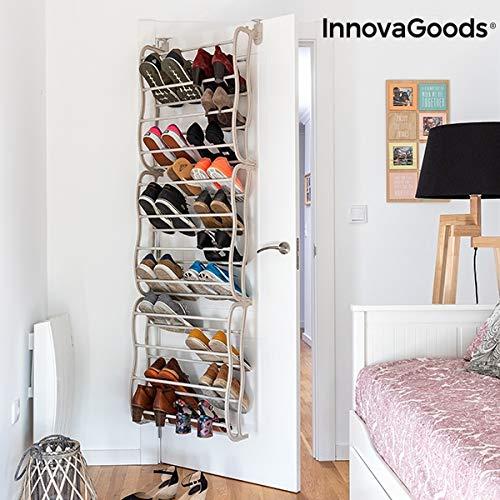 InnovaGoods Dörgan Lot de 35 Paires de Chaussures, 52 x 177 x 17 cm