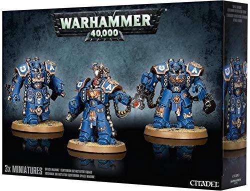 Games Workshop Warhammer 40k - Space Marine Devastator Centurion Squad