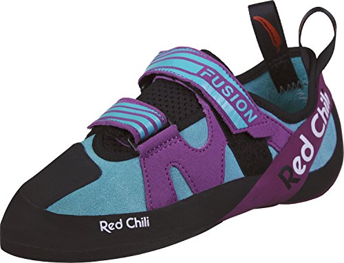 Red Chili Red Chili Damen 350600503800 Kletterschuh, Turquoise-Purple (380)