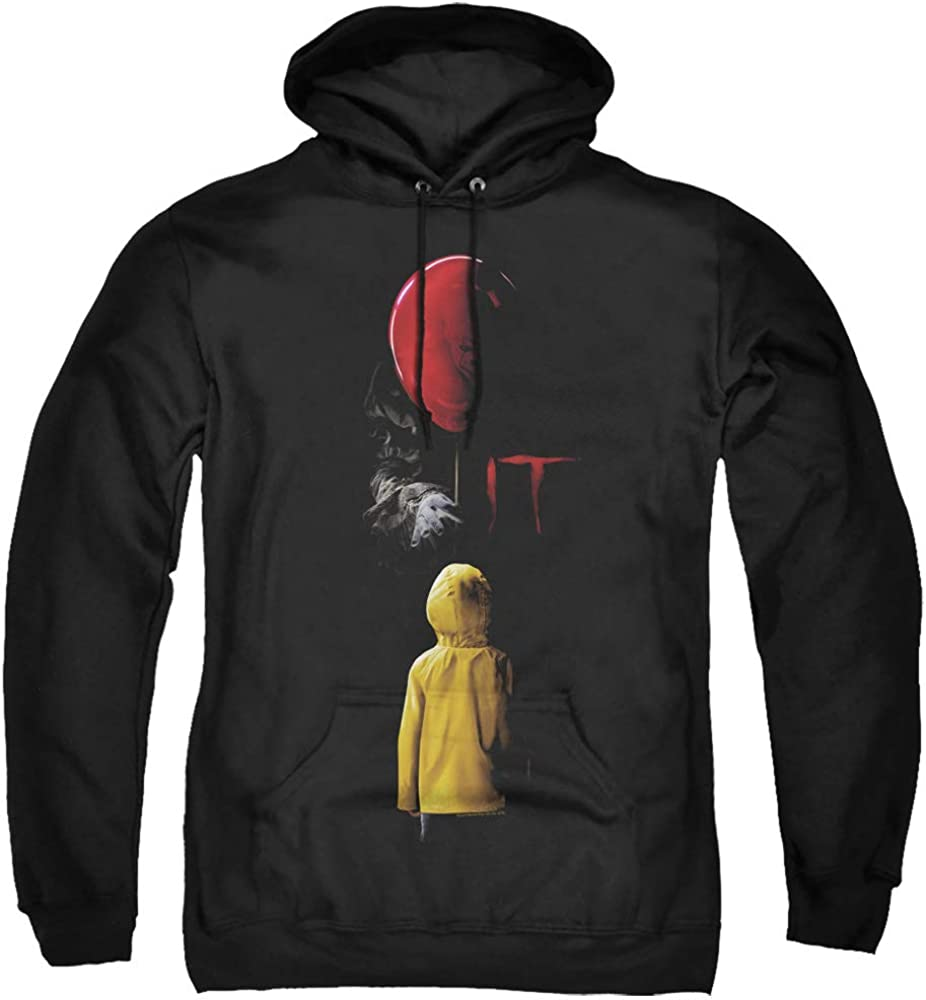 It Red Balloon Unisex Adult Pull-Over Women Hoodie for Cash special price Men Sale item and
