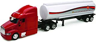 NewRay USA Peterbilt 387 Petroleum Transport Tanker