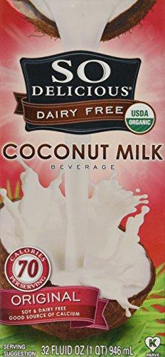 So Delicious Original Coconut Milk, 32 oz