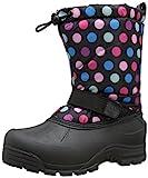 Northside Frosty Winter Boot (Toddler/Little Kid/Big Kid),Pink/Blue,5 M US Toddler