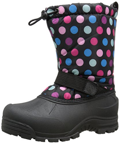 Northside Frosty Winter Boot (Toddler/Little Kid/Big Kid),Pink/Blue,13 M US Little Kid