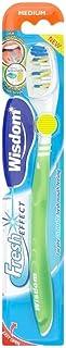 [Wisdom ] 10の知恵フレッシュ効果メディア歯ブラシパック - Wisdom Fresh Effect Medium Toothbrush Pack of 10 [並行輸入品]