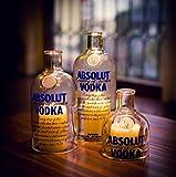 Reciclar Factory Absolut Vodka Bottle Tea Light Hurricane Candle Cover Trio Set
