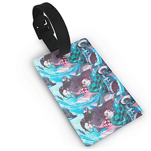 Demon Lage Cute Cartoon Tags Back Privacy Cover One Size