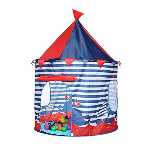 Princess Tent For Girls Castle Play Tents,Childrens Indoor Or Outdoor Sun Protection Garden Playhouse