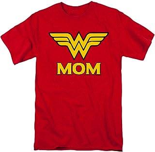 Wonder Woman Wonder Mom DC Comics T Shirt & Exclusive Stickers