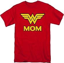 Wonder Woman Wonder Mom DC Comics T Shirt & Stickers