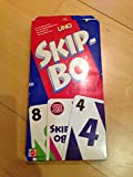 Skip Bo Kartenspiel von Mattel, 1999