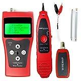 GAIN EXPRESS Probador del perseguidor del Cable de LAN Red Digital Telephone coaxial BNC USB