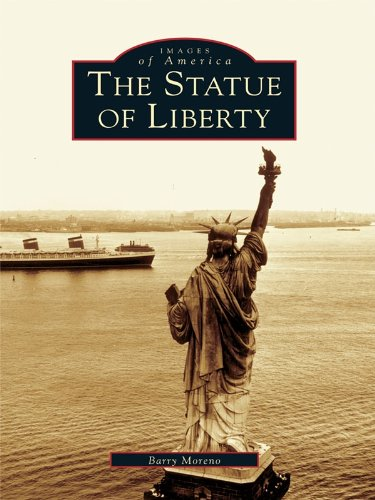 The Statue of Liberty (Images of America) (English Edition)
