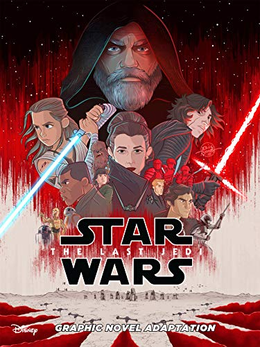 Star Wars: The Last Jedi Graphic Novel Adaptation (Star Wars Movie Adaptations)