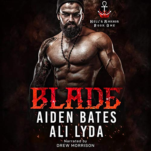 Blade cover art