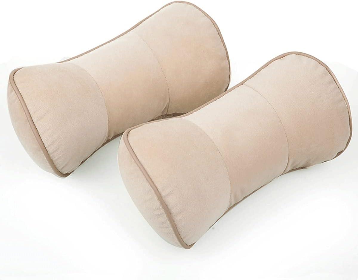 LAXH Mail order cheap Car Seat Outlet ☆ Free Shipping Neck Pillow Cervi Memory Foam Pillows Headrest