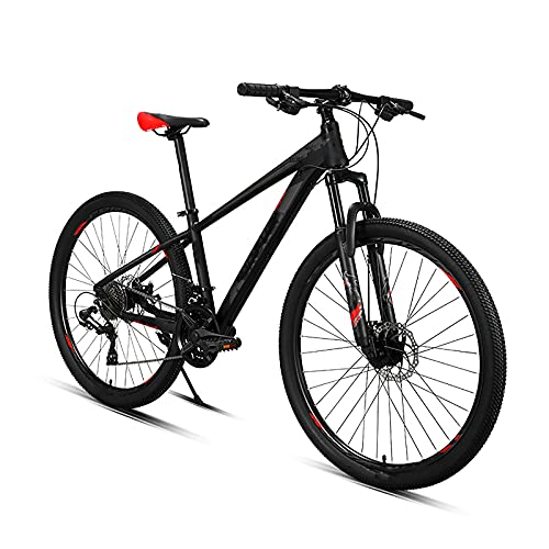 BMDHA MTB,Bicicleta De montaha 27 Velocidades 29 Pulgadas,Bicicleta Frenos De Disco De Aceite Delanteros Y Traseros Marco De AleacióN De Aluminio