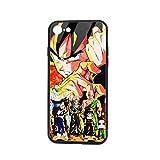 ドラゴンボールキャラクターコレクション iPhone SE(第2世代) ケース/iPhone8/iPhone7 ケース 2020 オシャレ 人気 新しい 背面薄型 滑り止め スマホケース 衝撃吸収 アイフォン SE/8 / 7 全面保護カバー TPUバンパー