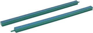 uxcell Aquarium Air Stone Airstone Oxygen Diffuser 14 inches 2Pcs Green Blue