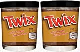 Twix Spread With Crunchy Biscuit Pieces 200g (Pack of 2)