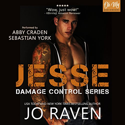 Jesse audiobook cover art
