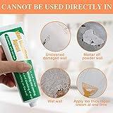 Zoom IMG-2 liumy wall mending agent cream