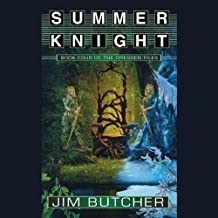 Summer Knight: The Dresden Files, Book 4