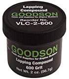 Goodson 600 Grit   Lapping Compound   2 oz