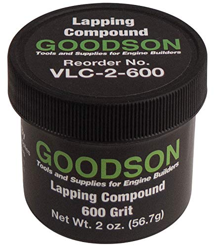 Goodson 600 Grit | Lapping Compound | 2 oz