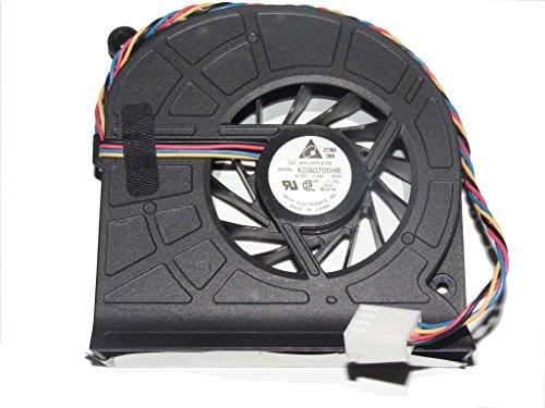 KDB0705HB 5V 0.4A 4Wire for Wistron P/N:23.10393.031 11S310447470000327W0D5 All in one Computer Fan