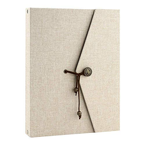 VEESUN Photo Album Scrapbook, Li...