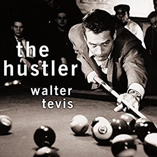 The Hustler audiobook cover art