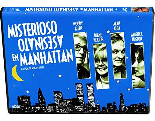 Misterioso Asesinato En Manhattan - Edición Horizontal [DVD]