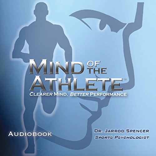 Mind of the Athlete audiobook cover art