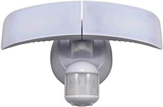 LED Flood Security Light Home Zone Security- Smart Motion Sensor- Outdoor Weather Proof 2500