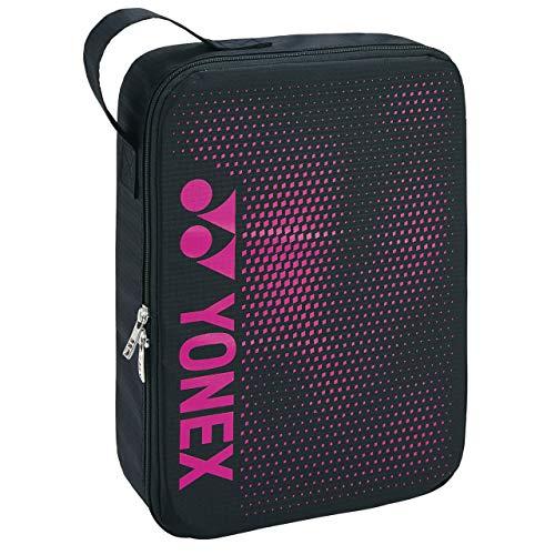 ヨネックス YONEX テニスバッグ・ケース ランドリーポーチL BAG2096L ブラック/ピンク(181)