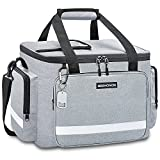 Insulated Cooler Bag Leakproof 60 Can Cooler Large...