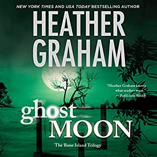 Ghost Moon     Bone Island Trilogy, Book 3              By:                                                                                                                                 Heather Graham                               Narrated by:                                                                                                                                 Angela Dawe                      Length: 9 hrs and 10 mins     380 ratings     Overall 4.4
