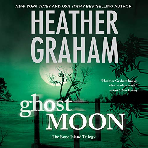 Ghost Moon audiobook cover art