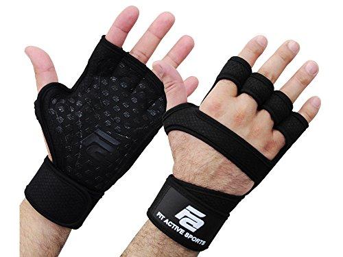 guanti vegani per allenamento con i pesi