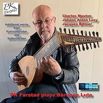 PK Farstad plays 11-course Baroque Lute