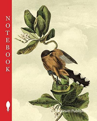 Notebook: Mangrove Cuckoo - Seven years apple, Mangrove Cuckoo, Coccyzus minor, Coccyzus seniculus, Genipa clusifolia, Audubon, John James, 1856 (Pick up your pen and write, Band 10312)