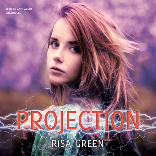 Projection audiobook cover art