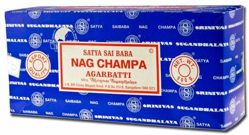 Satya Sai Baba Nag Champa Incense 500 g