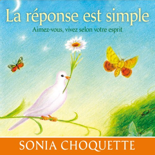 La réponse est simple audiobook cover art